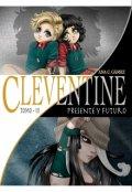 "Portada del libro ""Cleventine 3: Presente y Futuro"""