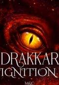 """Portada del libro """"Drakkar: Ignition (nueva Version)"""""""