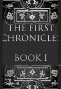 """Book cover """"The First Chronicles Book I"""""""