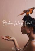 "Book cover ""Broken Wings Heal"""