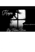 """Book cover """"Hope: steeping out of darkness """""""