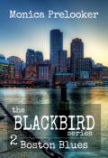 """Book cover """"Boston Blues"""""""