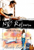"Book cover ""NØ Return"""