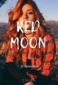 """Portada del libro """"Red Moon I El comienzo."""""""