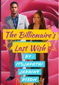 """Book cover """"The Billionaire's Last Wish"""""""