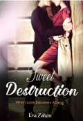 "Book cover ""Sweet Destruction"""