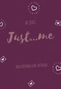 """Portada del libro """"Just...me"""""""