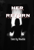 """Book cover """"Her Return"""""""