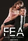 """Book cover """"F.E.A"""""""