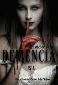 """Portada del libro """"El néctar de la demencia"""""""
