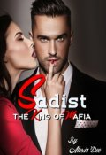 "Book cover ""Sadist 