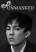 "Book cover ""Unmasked"""