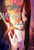 "Book cover ""My Nation (english)"""