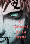 """Portada del libro """"El Shinobi De La Arena"""""""