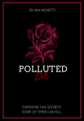"""Book cover """"Polluted Love"""""""