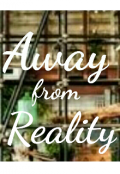 """Book cover """"Away from Reality"""""""