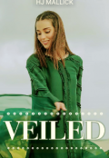 """Book cover """"Veiled"""""""