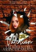"""Portada del libro """"Valerian y el reflejo del asesino escarlata"""""""