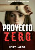 """Portada del libro """"Proyecto Zero"""""""