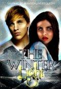 """Portada del libro """"The Winter Light"""""""
