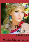 """Book cover """"The Wild Heiress"""""""
