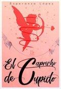 """Portada del libro """"El capricho de Cupido"""""""
