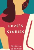 """Book cover """"Love`s Stories"""""""