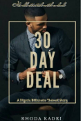 """Book cover """"30 Days Deal """""""
