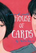 """Book cover """"House of Cards"""""""