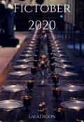 """Portada del libro """"Fictober 2020 (drarry)"""""""