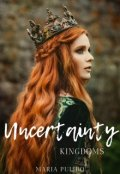 "Book cover ""Uncertainty"""