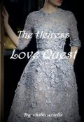 "Book cover ""The Heiress Love Quest"""