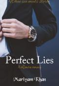 "Book cover ""Perfect Lies - A Billionaire Romance"""