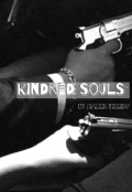 """Book cover """"Kindred Souls"""""""