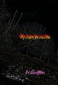"""Portada del libro """"Al Caer La  Noche"""""""
