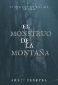 """Portada del libro """"El Monstruo De La Montaña"""""""