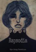 """Portada del libro """"Rapsodia."""""""