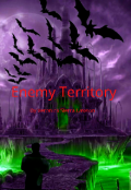 "Book cover ""Enemy Territory """