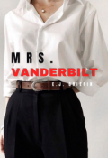 "Book cover ""Mrs. Vanderbilt"""