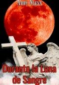 """Portada del libro """"Durante la Luna de Sangre"""""""
