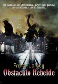 """Portada del libro """"Obstaculo Rebelde"""""""