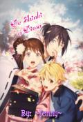 """Portada del libro """"De Shinki a Diosa [noragami y Tú]"""""""