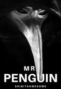 """Portada del libro """"Mr. Penguin """""""