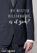 """Book cover """"My Mister Billionaire, is it you?"""""""