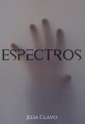 """Portada del libro """"Espectros """""""