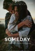 """Portada del libro """"Someday"""""""