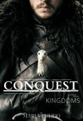 "Book cover ""Conquest"""
