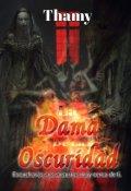 """Portada del libro """"La Dama de la Oscuridad"""""""