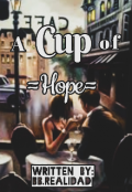 "Book cover ""A Cup Of Hope"""