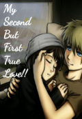 """Book cover """"My second but first True Love """""""